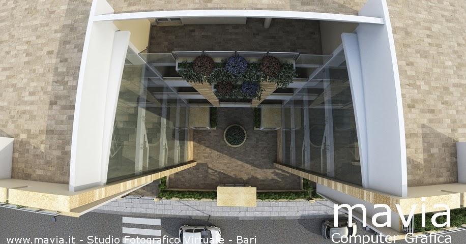 Esterni 3d rendering 3d architettura 3d rendering for Programma per planimetrie