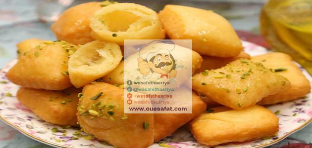 حلوى الجبنية الكويتية