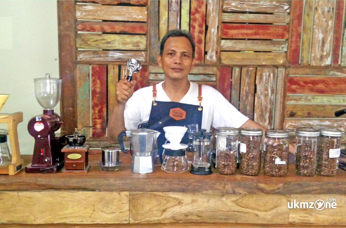Idea Coffee Depok -  Tempat ngopi enak di Depok  | UKM Zone