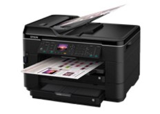 Epson WorkForce WF-7520 Driver Download