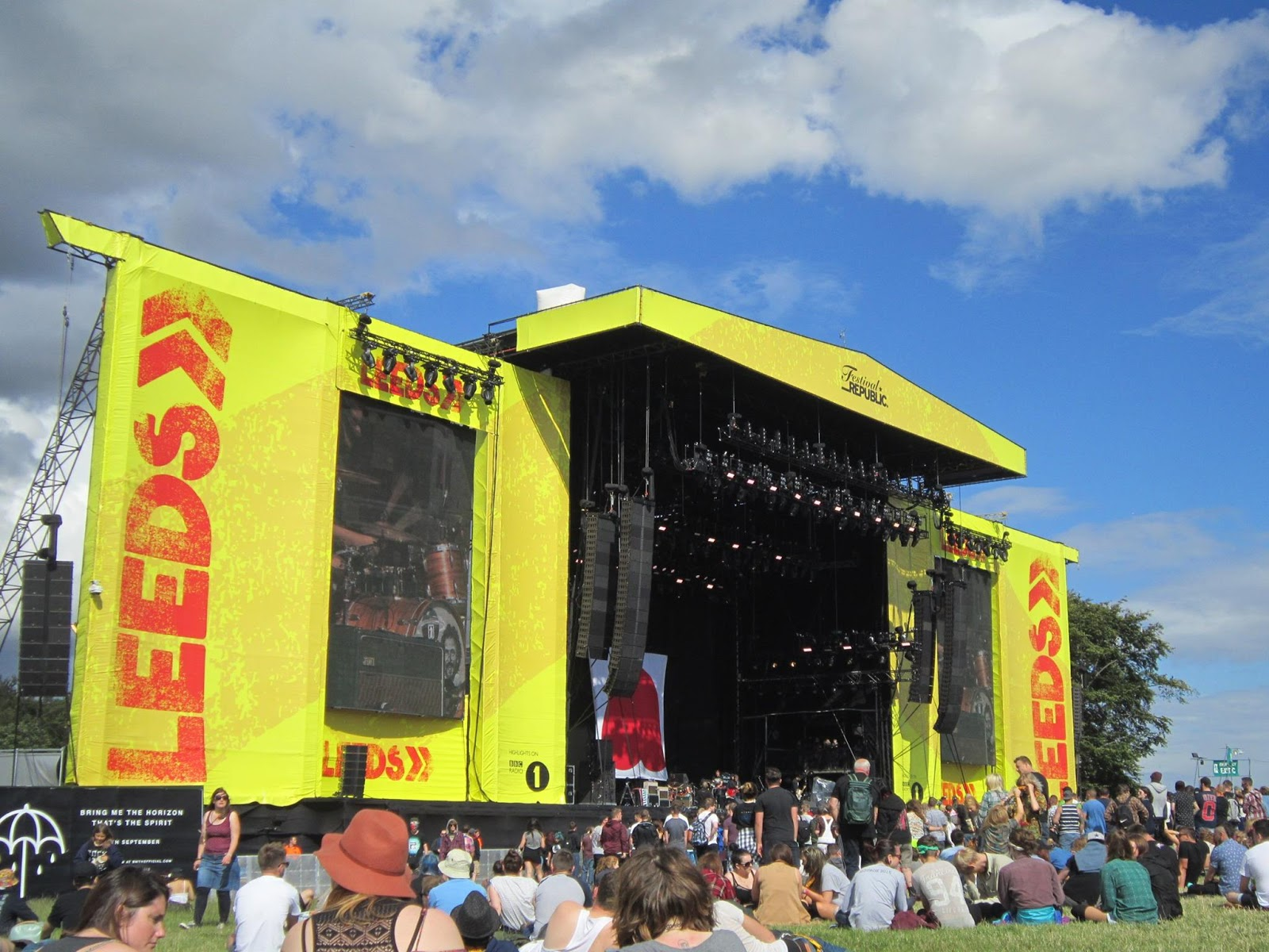 Music Blog: 5 Ways to Prepare for Leeds Festival 2017