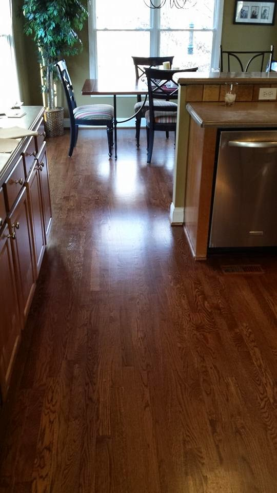 Brazillian Cherry Hardwood Flooring
