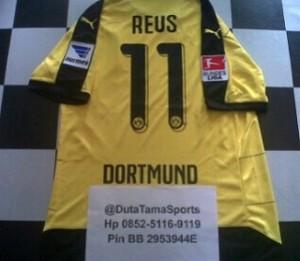 Jual Jersey Bola Dortmund di Batam