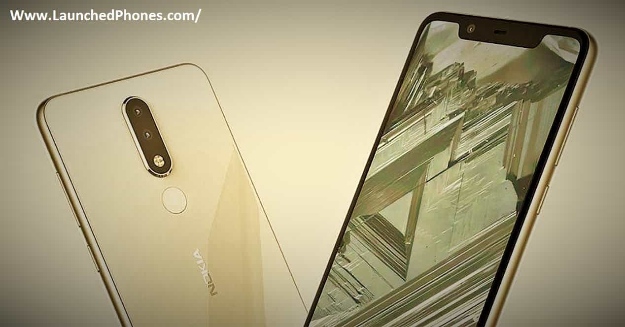 This upcoming Nokia telephone volition move launched alongside the Nokia 5.1 Plus 2018 volition come upwards alongside the USB Type-C