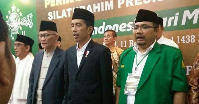 Besok, Presiden Joko Widodo Buka Munas Alim Ulama dan Konbes NU
