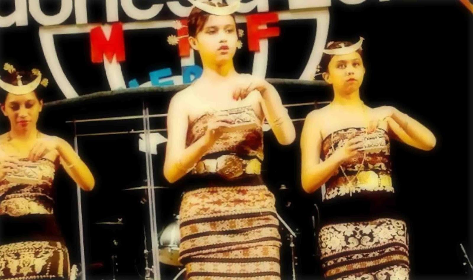 Tari Cerana, Tarian Tradisional Khas Kupang Di Nusa Tenggara Timur