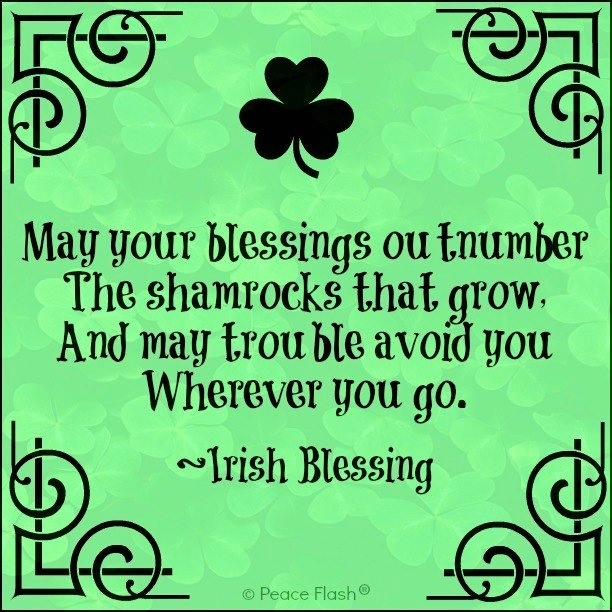 patricks day irish sayings 2017, top patrick day irish sayings