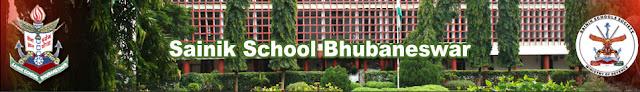 Sainik School Bhubaneswar Admission sainikschoolbhubaneswar.org