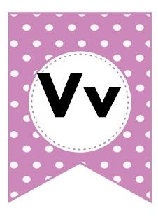 ALFABETO%2BBANDEIRINHA%2BLILAS-page-022 Lindo alfabeto bandeirinha para baixar grátis