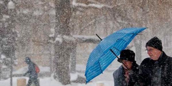 Έρχεται πολύ μεγάλη κακοκαιρία με χιόνια κρύο και χαλάζι - Πότε και που θα κτυπήσει
