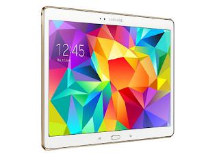 Spesifikasi dan Harga Samsung Galaxy tab S 10.5 inch Terbaru