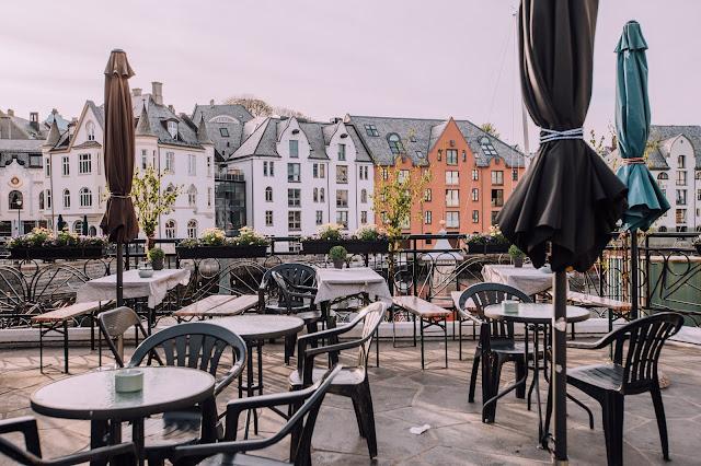 Ålesund / Norwegia