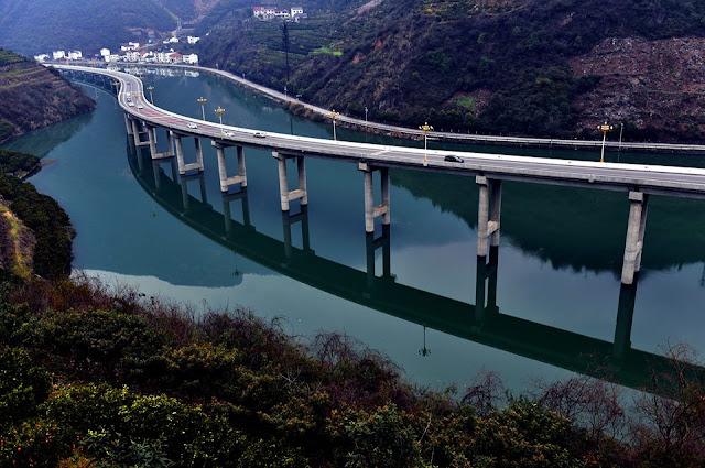 China's 'most beautiful road
