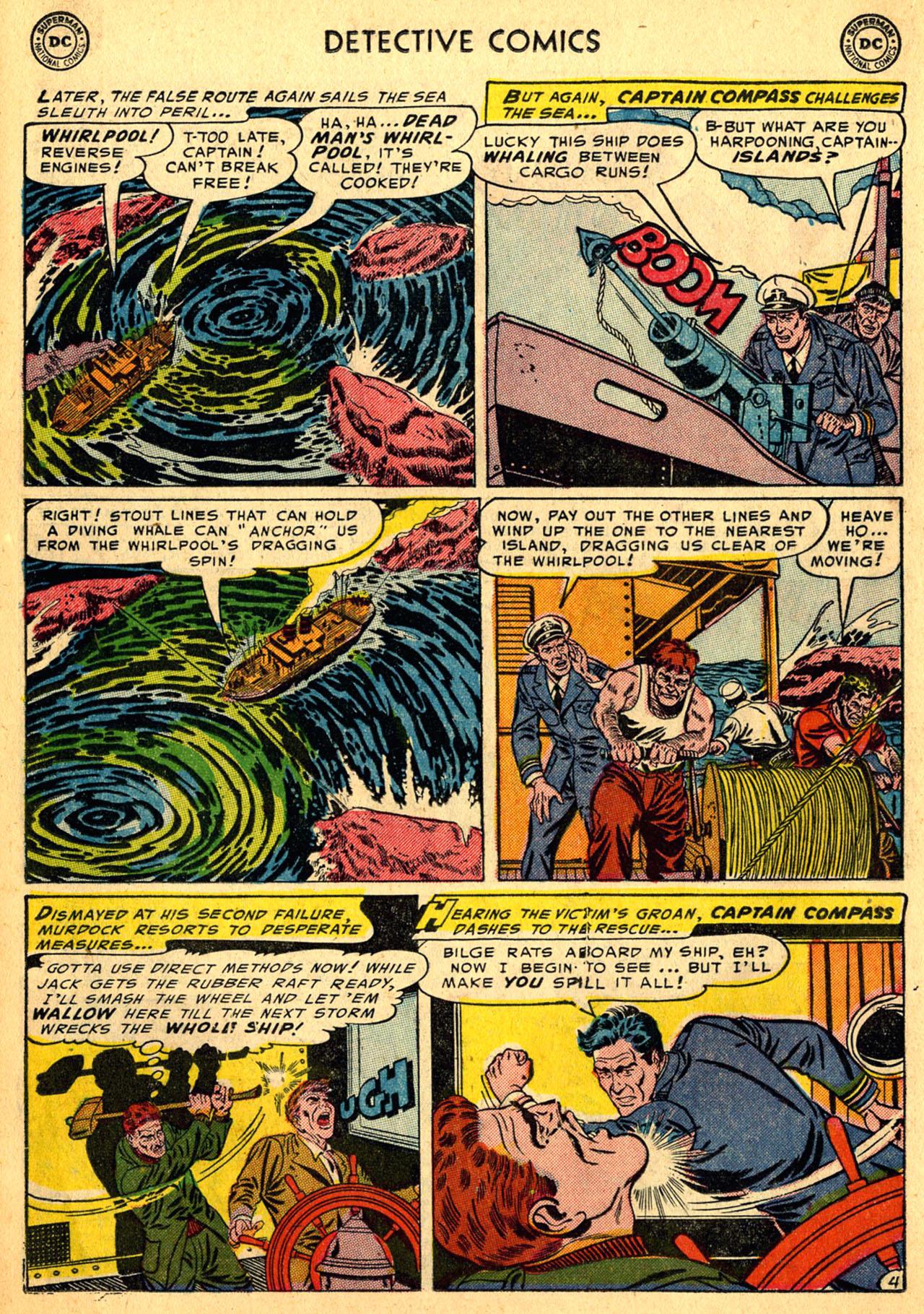 Read online Detective Comics (1937) comic -  Issue #205 - 28