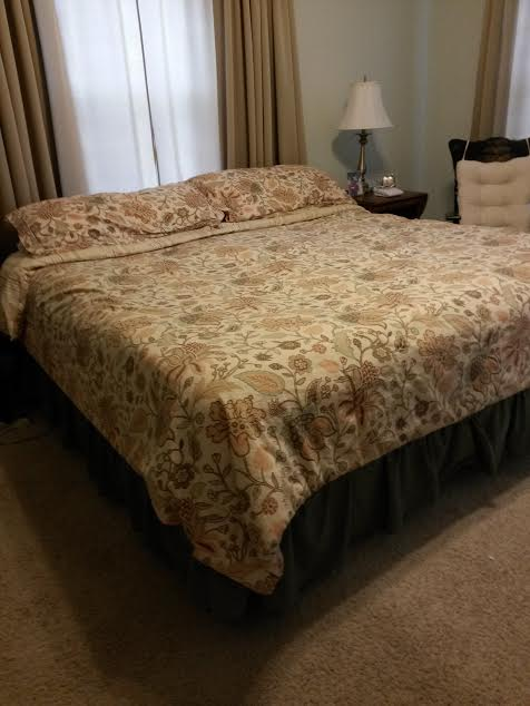 Restoration News California King Bed Set For Sale