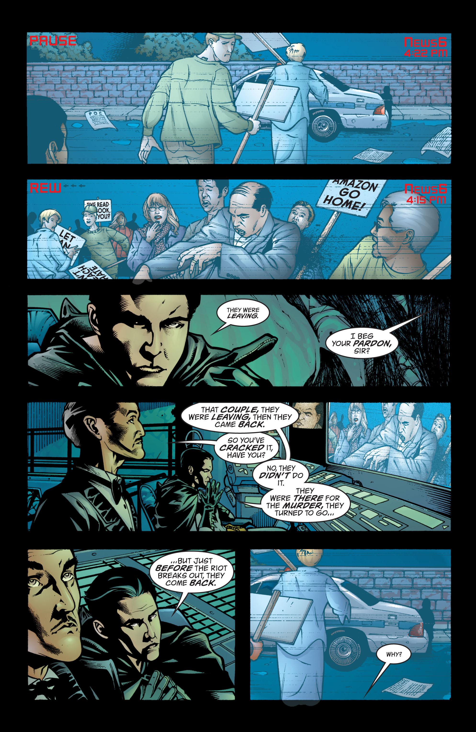 Read online Wonder Woman (1987) comic -  Issue #204 - 5