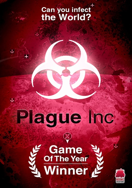 5388aafa38ef8f2c6fe9306b1ef - PLAGUE INC EVOLVED  PC