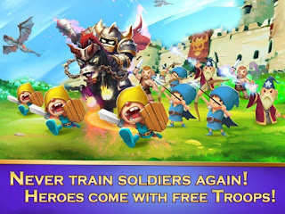 Clash of Lords 2: Heroes War Apk+Data v1.0.222 Terbaru