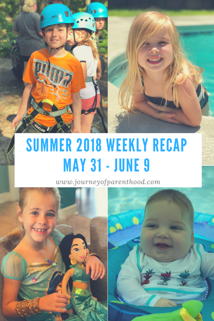 Summer Recap 2018: Week 1