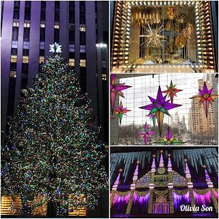 NYC - Vitrines de Noël