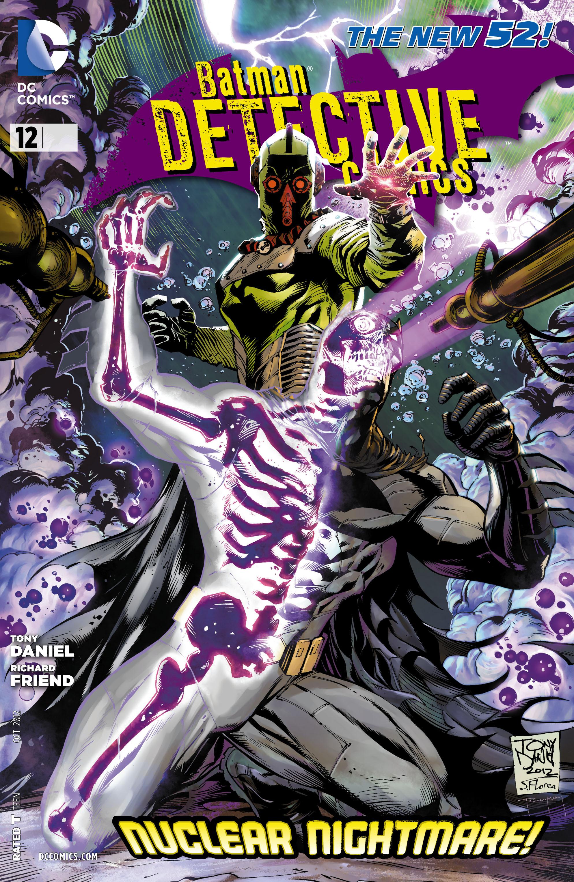 Detective Comics (2011) 12 Page 1