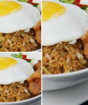 Resep Nasi Goreng Sehat (Versi Premium)