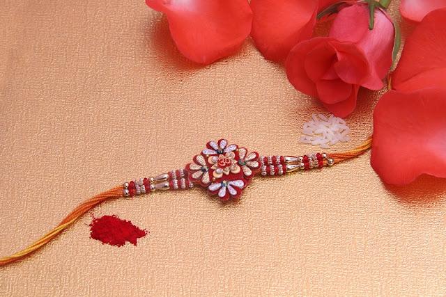 Rakhi Decoration Images