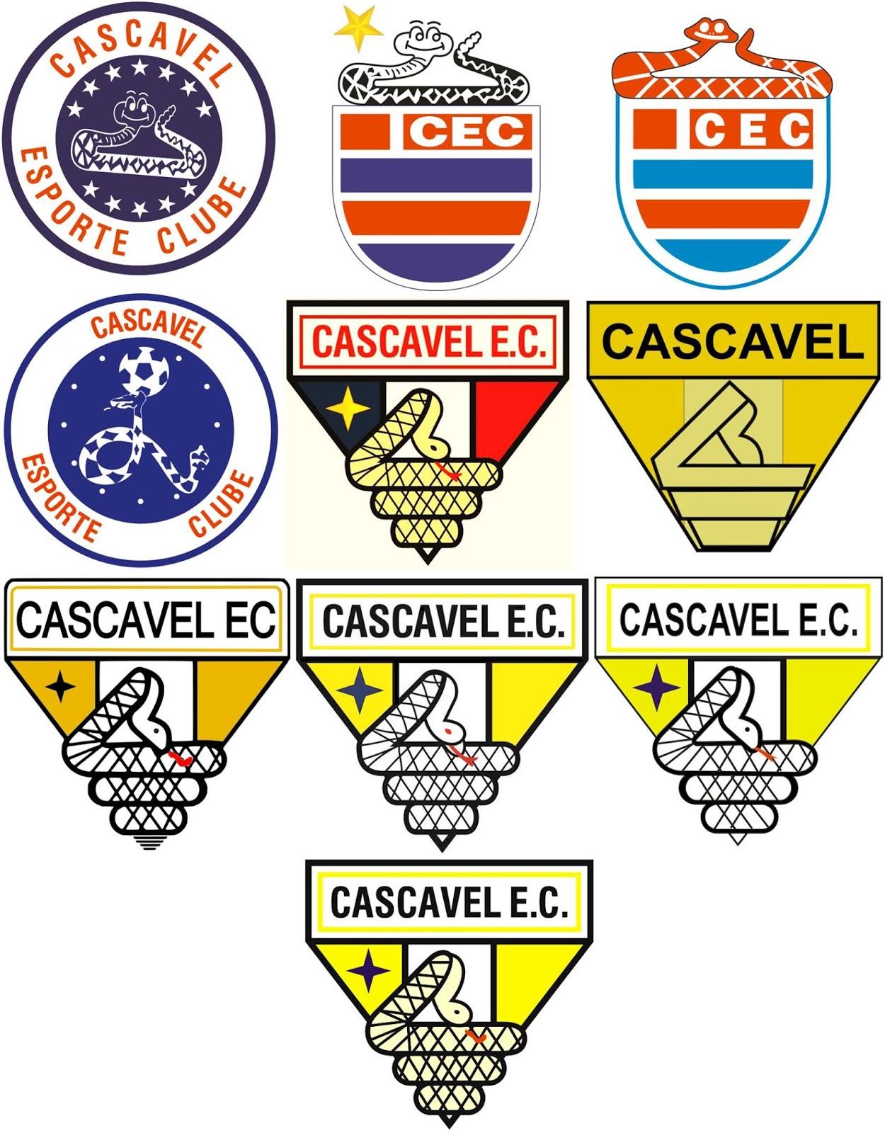 ESCUDOS GINO: CASCAVEL EC - PR