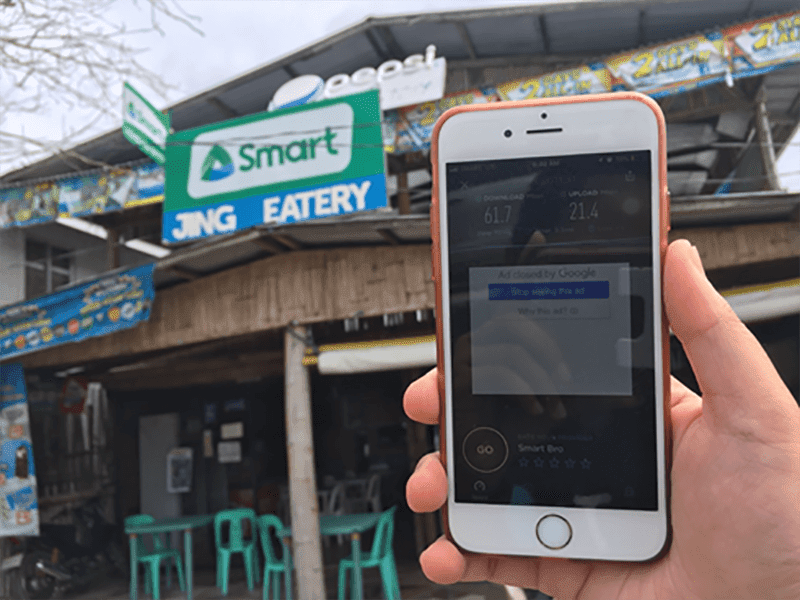 You can now enjoy better Smart LTE speeds in Palawan