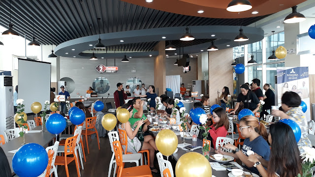 The newly-formed Bancrea Homes, together with its partner developer and mass-housing advocate 8990 Holdings Inc., had their Bloggers Conference and Grand Launch last October 16, 2017 at BITE in Fugoso Street, Sta. Cruz, Manila.