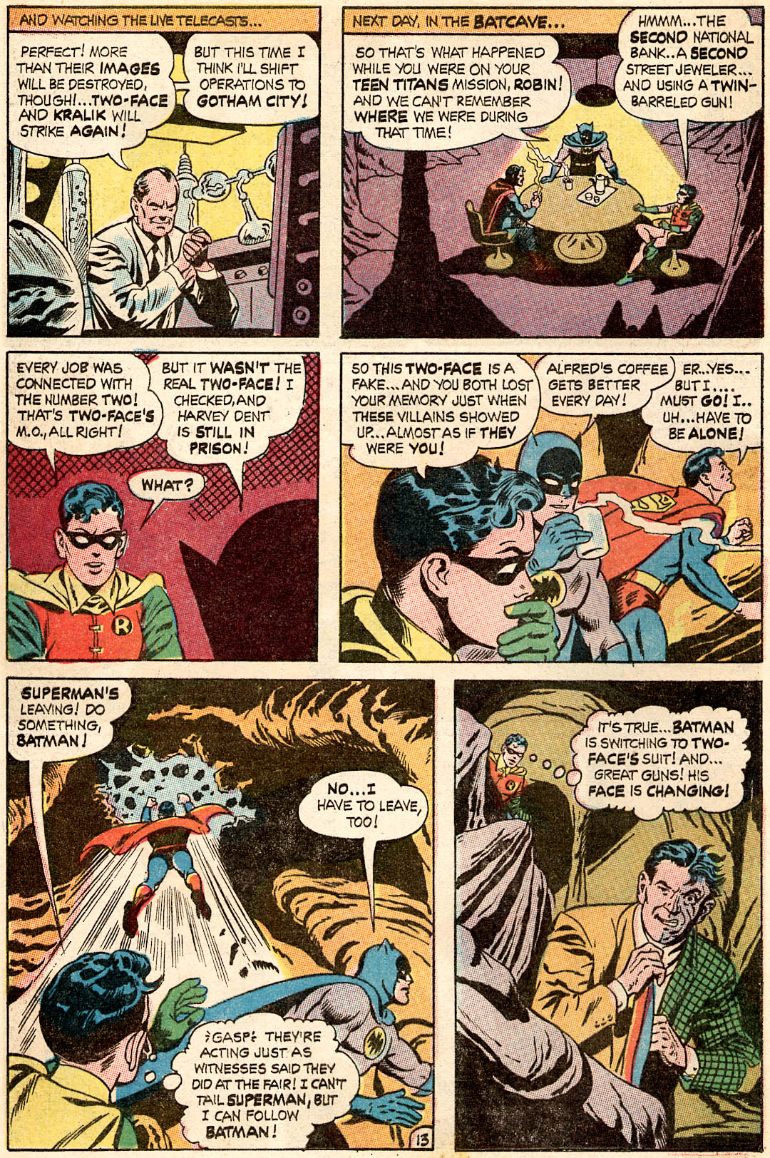 Read online World's Finest Comics comic -  Issue #173 - 16