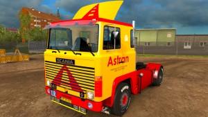 Astran skin for Scania 1
