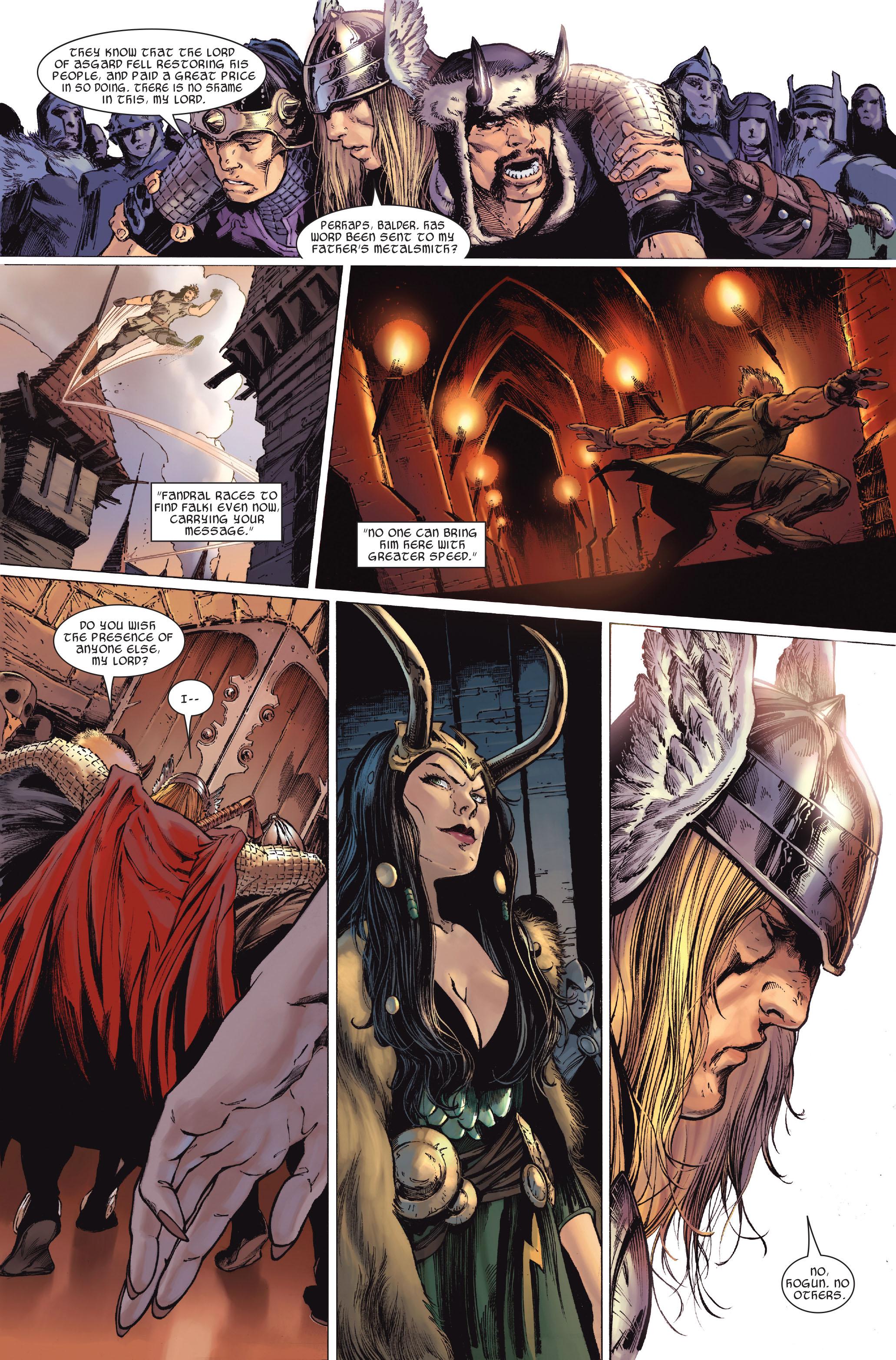 Thor (2007) Issue #7 #7 - English 3