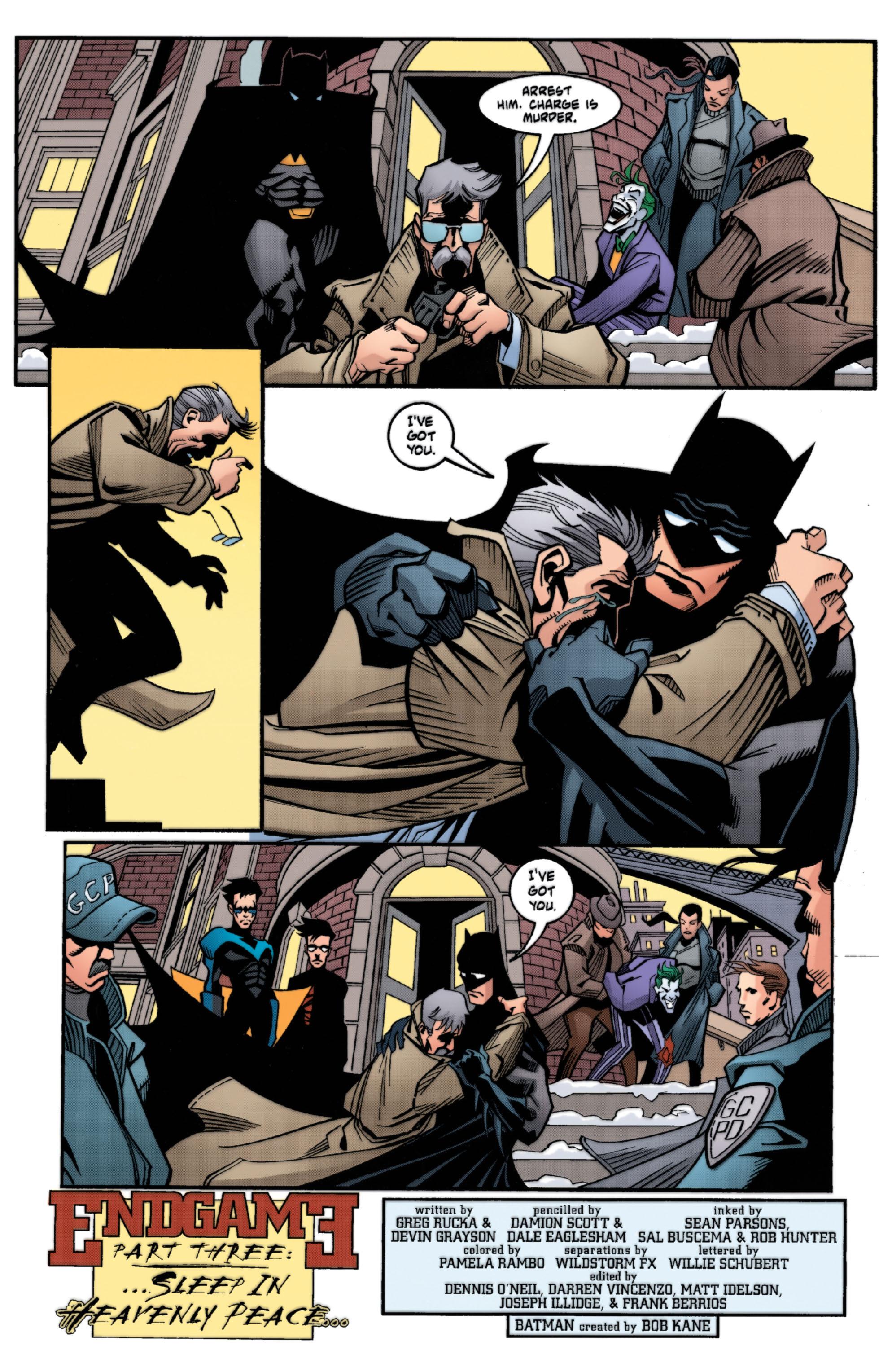 Detective Comics (1937) 741 Page 30