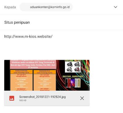 CARA Melapor Situs Penipuan Dengan Benar di Indonesia