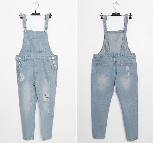 Ripped Denim Overalls, ootd, denim overalls, ripped denim, what i wear, street style blogger, fashion blog, street style