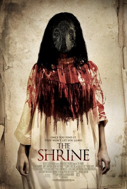 """The Shrine (2010)"" movie review by Glen Tripollo"