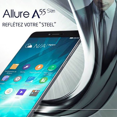 Condor Allure A55 Slim هاتف كوندور الجديد