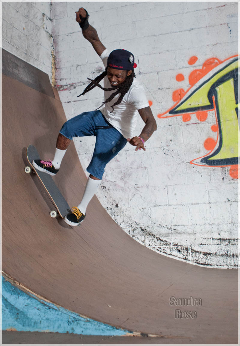 Flashing Lights: Lil Wayne's Skate Park Will Officially ...