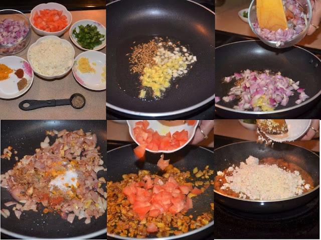 paneer sabzi recipe by veggie recipe house