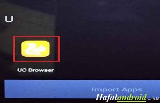Penggunaan App Hider Untuk Xiaomi