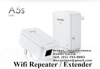 Mayor cobertura internet inalambrico. Mejorar el Wifi y tener mejor señal Lima Peru venta instalacion, Lince, Los Olivos Expansor de Wifi para Movistar Peru