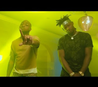Waka Waka video by Selebobo ft. Davido