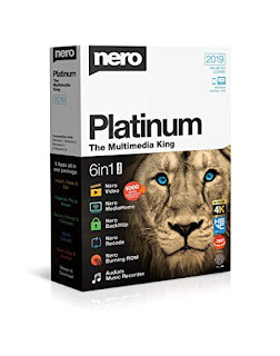 Nero Platinum 2019 Suite 20.0.05 Full Version