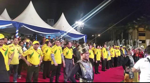 Rekor MURI Batam Menari 2018