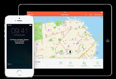 localiser telephone mobile