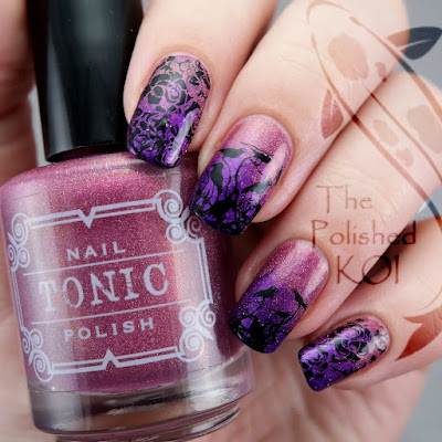Tonic Polish Poison Rose
