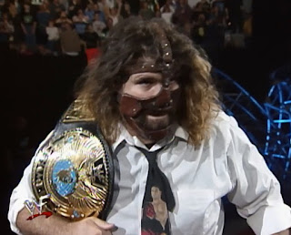 WWE / WWF St. Valentine's Day Massacre 1999 - IHY 27 - WWF Champion Mankind