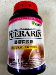 Obat Pembesar Payudara Puerarin Alami Herbal