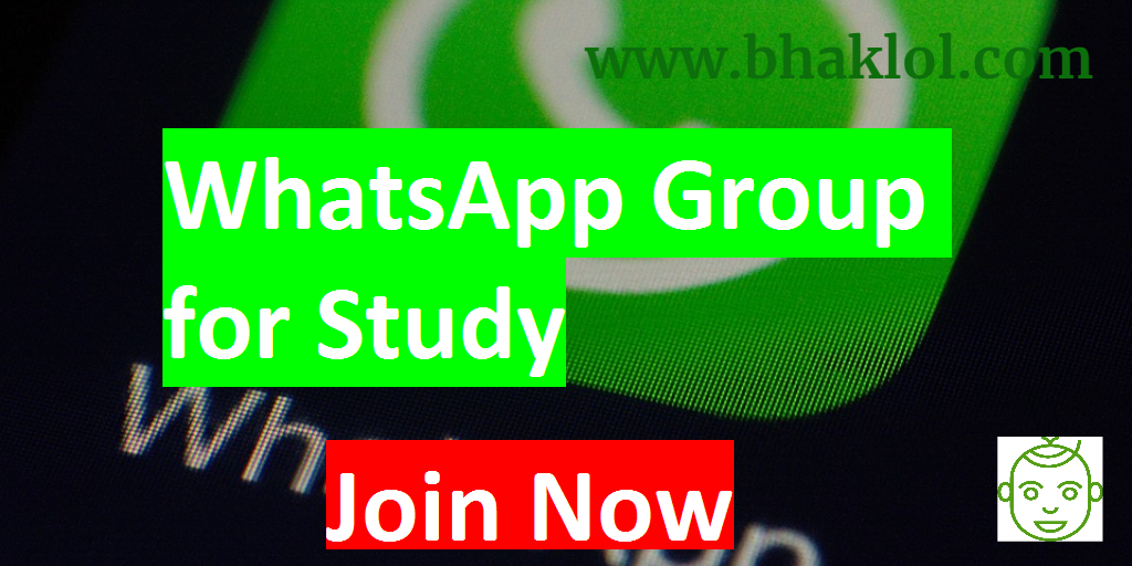 Active WhatsApp Group for Multiple Exams Preparations   Join Now